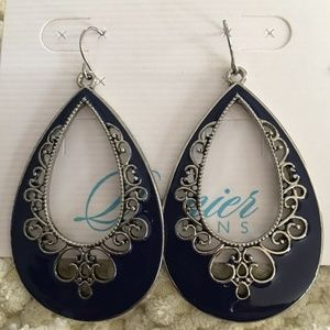 Premier Designs Indigo Earrings